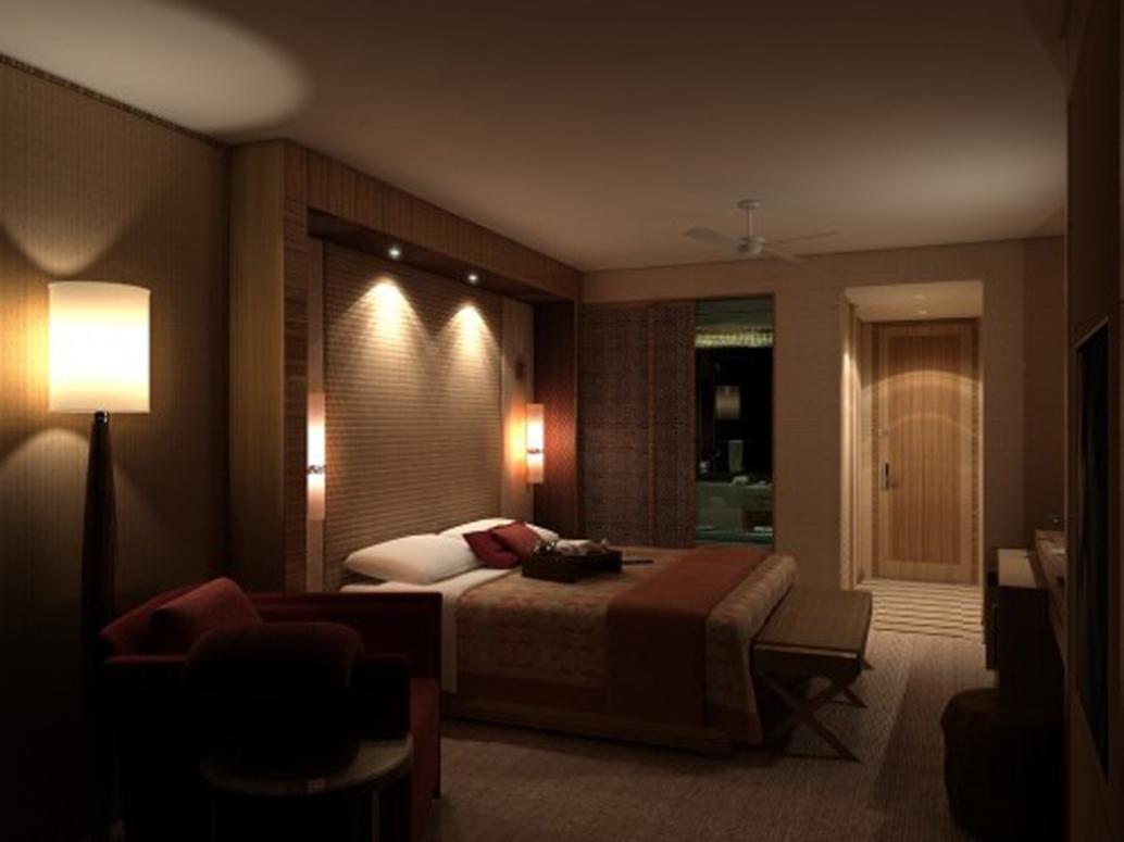 led dormitor