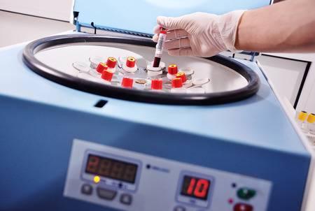 centrifuga laborator