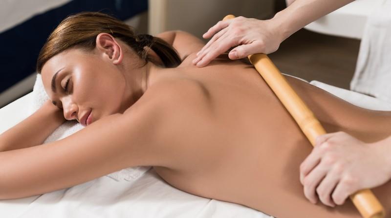 masaj bambus